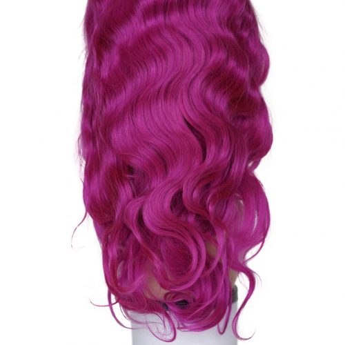 Purple Passion Body Wave Wig